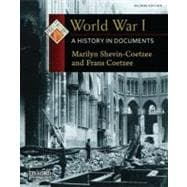 World War I A History in Documents