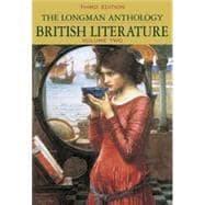 Longman Anthology of British Literature, Volume 2A-C Plus NEW MyLiteratureLab -- Access Card Package