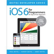 iOS 6 for Programmers An App-Driven Approach