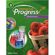 Common Core Progress Mathematics Grade 3