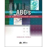 ABC's Of Relationship Selling - Text 7th 02 Mcg Pb