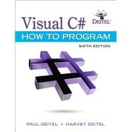 Visual C# How to Program