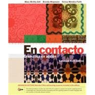 En contacto, Enhanced Student Text, 9/E