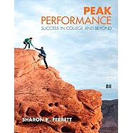 Peak Performance Success in College and Beyond (Instructor ED)