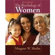The Psychology of Women (with InfoTrac Printed Access Card)