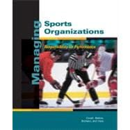 ISBN 9780324131550 product image for Managing Sports Organizations : Responsibility for Performance | upcitemdb.com