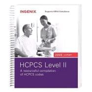HCPCS Level II Expert 2009 (Spiral Edition)