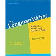 Longman Writer, The, Brief Edition Plus MyWritingLab -- Access Card Package