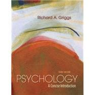 Psychology : A Concise Introduction