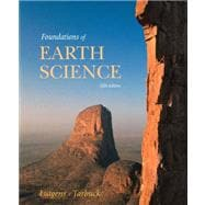 Foundations of Earth Science Value Package (includes Encounter Earth : Interactive Geoscience Explorations)