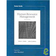 Study Guide to accompany Human Resource Management with West Group Product Booklet