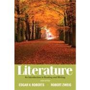 Literature An Introduction to Reading and Writing with NEW MyLiteratureLab -- Access Card Package