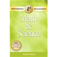 Professional Enhancement Book for Math and Science