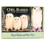Owl Babies : Book and Toy Gift Set