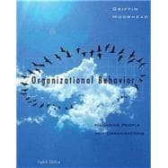 Organizational Behavior : Managing People and Organizations