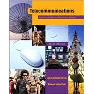 Telecommunications : An Introduction to Electronic Media with PowerWeb
