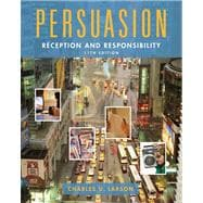Persuasion Reception and Responsibility