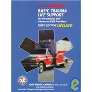 Basic Trauma Life Support for Paramedics and Advanced EMS Providers