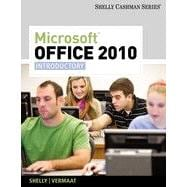 Microsoft� Office 2010: Introductory, 1st Edition