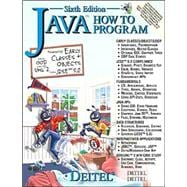 Java How to Program and CD Version One