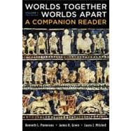 Worlds Together, Worlds Apart: A Companion Reader (Vol. 1)