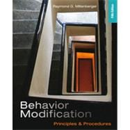 Behavior Modification: Principles and Procedures, 5th Edition