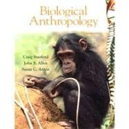 Biological Anthropology : The Natural History of Humankind