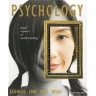 Psychology : From Inquiry to Understanding (paperback)