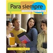 Student Activity Manual for de Leon/Montemayor's Para siempre
