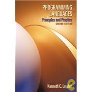 Programming Languages: Principles and Practice