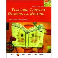 Teaching Content Reading and Writing, 4th Edition