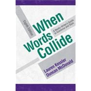 When Words Collide, 8th Edition