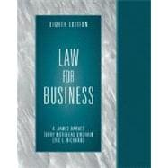 Law for Business with Powerweb and DVD