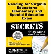 Reading for Virginia Educators Elementary and Special