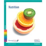 ManageFirst Nutrition with Answer Sheet