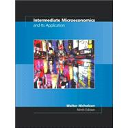 Intermediate Microeconomics and Its Application With Economic Applications Card and Infotrac College Edition