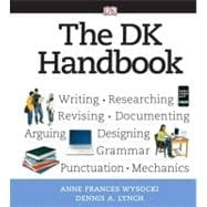 DK Handbook, The (with MyCompLab NEW with Pearson eText Student Access Code Card)