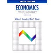 Economics Principles and Policy, 2004 Update