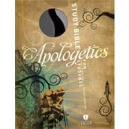 Apologetics Study Bible for Students, Black/Gray Simulated Leather