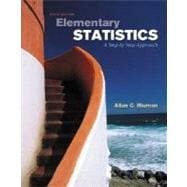 Elementary Statistics : A Step by Step Approach W/MathZone