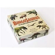 Bingosaurus The Ultimate Dinosaur Bingo Game!