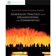 Brooks/Cole Empowerment Series: Generalist Practice with Organizations and Communities, 5th Edition