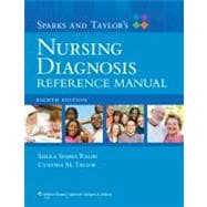 Sparks and Taylor's Nursing Diagnosis Reference Manual