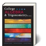 College Algebra & Trigonometry bundle with student solutions manual and BVTLab