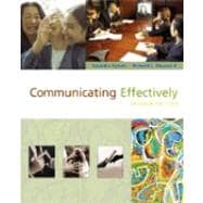 Communicating Effectively with Free Student CD-ROM and PowerWeb