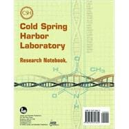 Cold Spring Harbor Laboratory Research Notebook