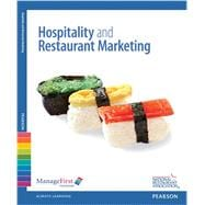 ManageFirst Hospitality and Restaurant Marketing with Answer Sheet