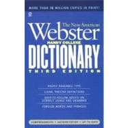 The New American Webster Handy College Dictionary New Third Edition