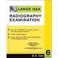 Lange Q&A - Radiography Examination