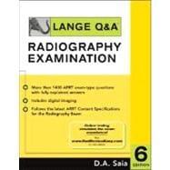 Lange Q&A - Radiography Examination